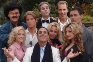 Cast of The Gentleman
