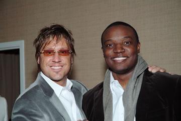 Jon and Kwame Jackson
