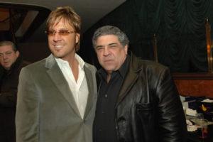Jon and Vinny Pastore