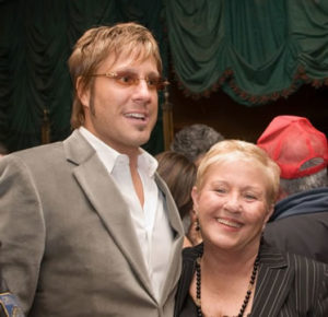 Jon and his Mom