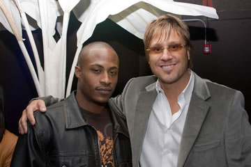 Rayshawn Brown and Jon