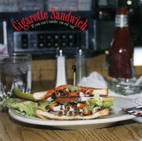 Cover of Jon's album Cigarette Sandwich