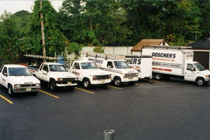 Restoration Co. Fleet - Circa 1999