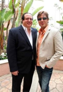 Nick Vallelonga and Jon Doscher in Los Angeles, CA