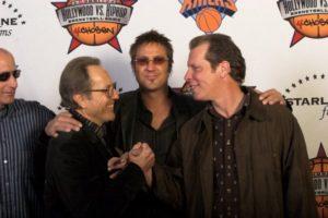 Hollywood vs Hip Hop Jon Doscher, Ricky Aiello, Bill Doscher