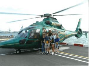 Jon Doscher helicopter